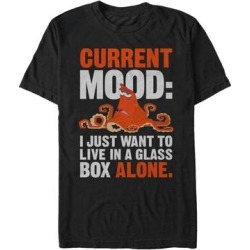 Fifth Sun Men's Tee Shirts BLACK - Finding Dory Hank 'Current Mood' Tee - Men found on Bargain Bro from zulily.com for USD $8.60