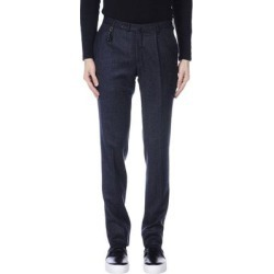 Casual Pants - Blue - Incotex Pants found on MODAPINS from lyst.com for USD $284.00