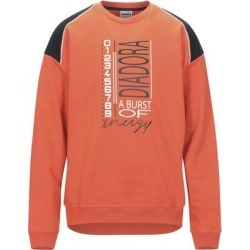 Sweatshirt - Orange - Diadora Sweats found on MODAPINS from lyst.com for USD $64.00