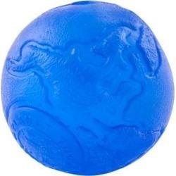 Planet Dog Orbee-Tuff Ball Tough Dog Chew Toy, Royal, Large