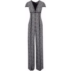 Jumpsuit - Black - Alice + Olivia Jumpsuits found on MODAPINS from lyst.com for USD $169.00