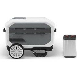 Furrion eRove Off-Grid Camping eRove Cooler, Wheel Kit, ePod Battery found on Bargain Bro Philippines from Crutchfield for $1499.99