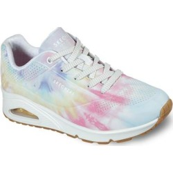 Skechers Street Uno Hyped Hippie Women's Shoes, Size: 6.5, White found on Bargain Bro from Kohl's for USD $53.19