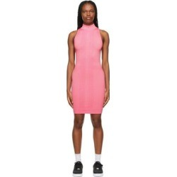 Sportswear Air Seamless Dress - Pink - Nike Dresses found on Bargain Bro from lyst.com for USD $53.20