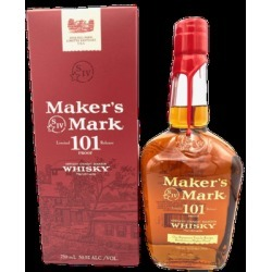 Maker's Mark 101 Proof Limited Release 750ML found on Bargain Bro from WineChateau.com for USD $37.96
