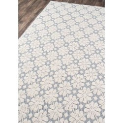 Madcap Cottage by Momeni Blue 3 ft 6 in x 5 ft 6 in Lisbon Area Rug found on Bargain Bro Philippines from belk for $111.50