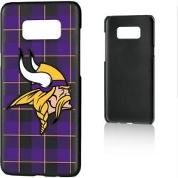 Minnesota Vikings Galaxy Slim Plaid Design Case found on Bargain Bro Philippines from nflshop.com for $24.99