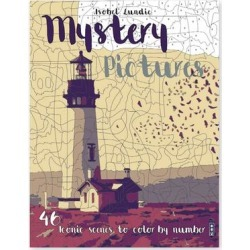 Sterling Art Activity Books - Mystery Pictures Flexibound Book found on Bargain Bro India from zulily.com for $8.29
