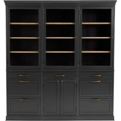 Set of 3 Trieste Servers With Two 3 Drawer Consoles & One 2 Door Console - Ballard Designs