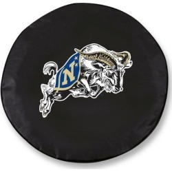 Navy Midshipmen 29'' x 8'' Tire Cover found on Bargain Bro Philippines from Fanatics for $84.99