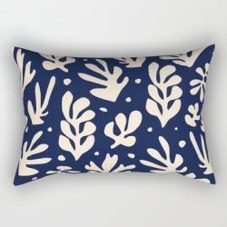 Rectangular Pillow | Matisse 1 by Laura K. Aiken Studio - Small (17
