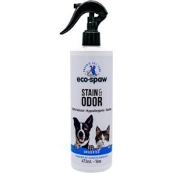 EcoSpaw Stain & Odor Unscented Dog & Cat Cleaner, 16-oz bottle found on Bargain Bro from Chewy.com for USD $7.27