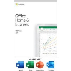 Microsoft Office Home & Business 2019 1-User License, Product Key Code T5D-03341 found on Bargain Bro Philippines from B&H Photo Video for $249.00