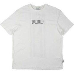 Puma Mens T-Shirt Running Fitness - Puma White (XXL), Men's(cotton) found on Bargain Bro from Overstock for USD $11.66