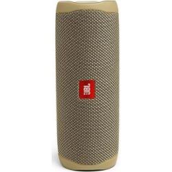 JBL Flip 5 Portable Waterproof Bluetooth Speaker, Med Beige found on Bargain Bro from Kohl's for USD $91.19