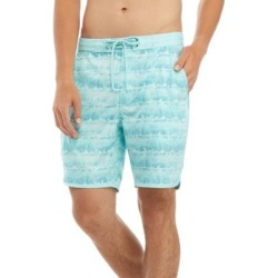 Reel Life Blue Tint Rollin' In Waves Shorts found on Bargain Bro Philippines from belk for $39.99
