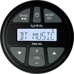 Infinity INFPRV90 Marine Gauge Media Receiver found on Bargain Bro India from Crutchfield for $149.99