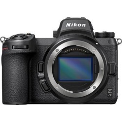 Nikon Z 7II FX Format Mirrorless Camera Body Only found on Bargain Bro from Crutchfield for USD $2,277.68