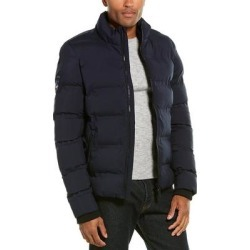 Superdry Ultimate Radar Jacket (L), Men's, Blue(polyester) found on Bargain Bro India from Overstock for $84.69