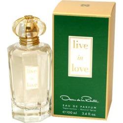 Oscar de la Renta Women's Perfume - Live In Love 3.4-Oz. Eau de Parfum - Women found on Bargain Bro from zulily.com for USD $16.71