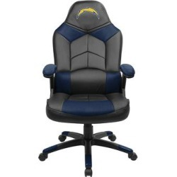Los Angeles Chargers Oversized Gaming Chair, Multicolor found on Bargain Bro Philippines from Kohl's for $325.00
