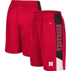 Nebraska Huskers Colosseum Youth Wonkavision Shorts - Scarlet found on Bargain Bro Philippines from Fanatics for $27.99