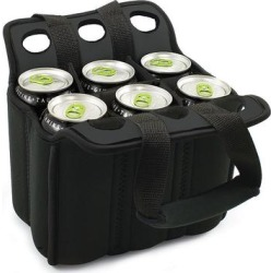 Picnic Time Insulated Beverage Cooler, Black found on Bargain Bro from Kohl's for USD $20.51