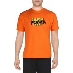 Puma Mens T-Shirt Fitness Training - Gossamer Pink - M (Vermillion Orange - S), Men's(cotton) found on Bargain Bro from Overstock for USD $13.33