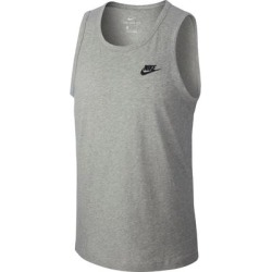 Nike Men's Tank Top Embroidered Logo & Swoosh Muscle Tee Cotton Tagless T-Shirt found on MODAPINS from Overstock for USD $16.91