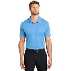 Nike Men's Dry Essential Solid Polo (XL - University Blue)(polyester) found on Bargain Bro India from Overstock for $49.99