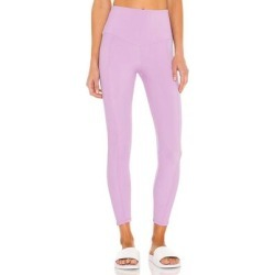 Sweetheart Midi Legging - Pink - Onzie Pants found on MODAPINS from lyst.com for USD $74.00