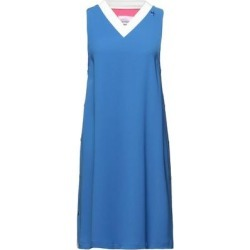 Short Dress - Blue - Saucony Dresses found on Bargain Bro from lyst.com for USD $204.44