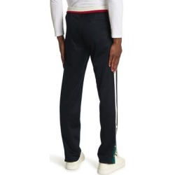 Side Stripe Track Pants - Blue - Valentino Pants found on Bargain Bro from lyst.com for USD $209.00