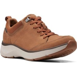 Clarks Wave 2.0 Waterproof Sneaker - Brown - Clarks Sneakers found on Bargain Bro from lyst.com for USD $106.40