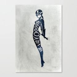 Canvas Print | Va-va-voom