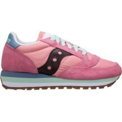 Women's Shoes Trainers Sneakers Jazz Triple - Pink - Saucony Sneakers found on Bargain Bro Philippines from lyst.com for $97.00