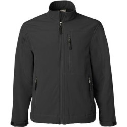 Soft Shell Jacket (Black - XL), Men's, Weatherproof(polyester) found on Bargain Bro Philippines from Overstock for $75.76
