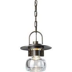 Hubbardton Forge Mason 10 Inch Tall 1 Light Outdoor Hanging Lantern - 363003-1004 found on Bargain Bro Philippines from Capitol Lighting for $1078.00