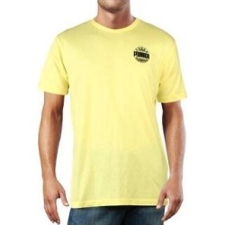 Puma Mens T-Shirt Running Fitness (Limelight - M), Men's(cotton) found on Bargain Bro from Overstock for USD $10.78