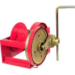 Endurance Marine Industrial Auto Brake Hand Winch - 10,000-Lb. Capacity, Model RPW10000-04 found on Bargain Bro from northerntool.com for USD $1,595.24