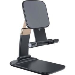 Essager Black - Black Adjustable Phone Holder found on Bargain Bro Philippines from zulily.com for $12.99