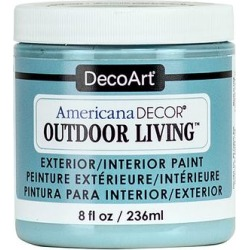 DecoArt Art Paint Poolside - Poolside 8-Oz. American Decor Outdoor Living Acrylic Paint found on Bargain Bro India from zulily.com for $8.99