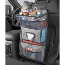 High Road Car Organizers Gray - Gray TissuePocketsTM Car Backseat Organizer found on Bargain Bro Philippines from zulily.com for $13.99