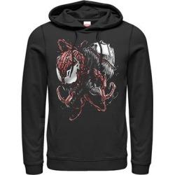 Fifth Sun Men's Sweatshirts and Hoodies BLACK - Venom Black Poison Hoodie - Men found on Bargain Bro from zulily.com for USD $26.59