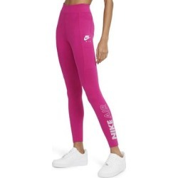 Air Pocket Leggings - Pink - Nike Pants found on Bargain Bro from lyst.com for USD $41.80