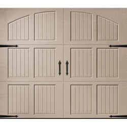 Classica 1000 Tuscany Garage Door - Sandtone 9 x 7 No Windows found on Bargain Bro from samsclub.com for USD $759.24