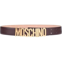 Belt - Pink - Moschino Belts found on Bargain Bro from lyst.com for USD $237.12