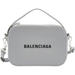 Xs Everyday Camera Bag - Metallic - Balenciaga Messenger found on Bargain Bro from lyst.com for USD $722.00