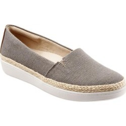 Accent Slip-on - Natural - Trotters Flats found on Bargain Bro Philippines from lyst.com for $90.00