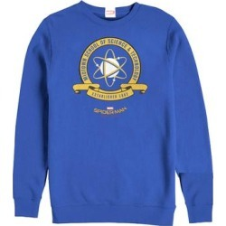 Fifth Sun Men's Sweatshirts and Hoodies ROYAL - Spider-Man Homecoming MSST Emblem Pullover - Men found on Bargain Bro Philippines from zulily.com for $27.99